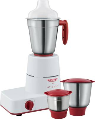 Maharaja-Whiteline-Solo-Happiness-MX-122-500W-Mixer-Grinder