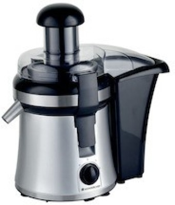 Wonderchef 60018332 Prato Compact 250 W Juicer Black, 1 Jar Wonderchef Mixer Juicer Grinder