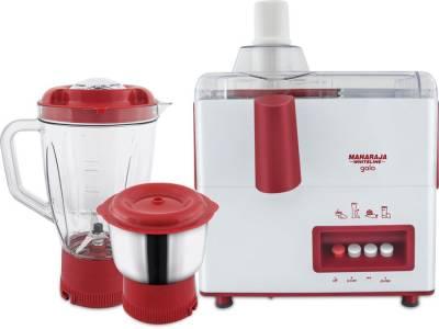 Maharaja Whiteline Gala 450W Juicer Mixer Grinder Image