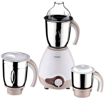 Philips HL1646/01 600W Mixer Grinder (4 Jars)