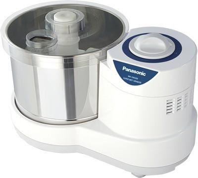 Panasonic Mk-gw200 240 W Mixer Grinder(White, 1 Jar)
