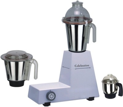 Celebration MG16-99 3 Jars 750W Mixer Grinder