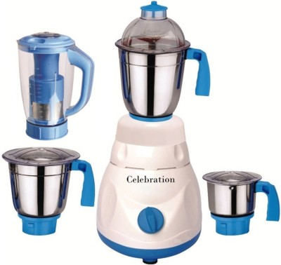 Celebration MG16-36 4 Jar 600W Mixer Grinder