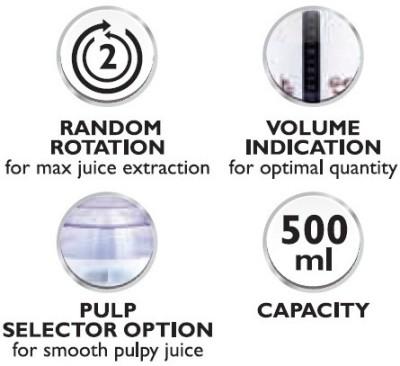 Philips-Citrus-Press-HR2774-25W-Juice-Extractor