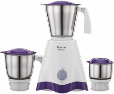 Preethi-Crown-500-W-Mixer-Grinder-(3-Jars)