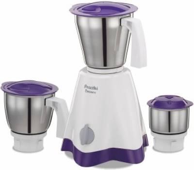 Preethi Crown 500 W Mixer Grinder (3 Jars) Image