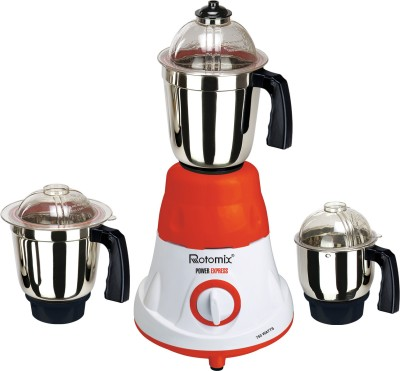 Rotomix PowerExpress 3 Jar 750W Mixer Grinder