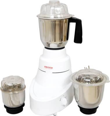 United-Fabia-600W-Mixer-Grinder