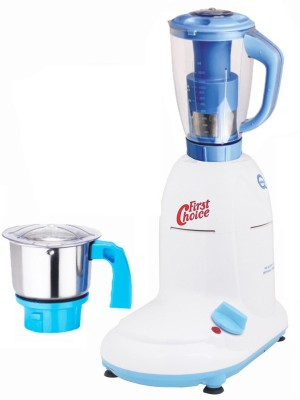 Firstchoice New_MGJ 74 Latest Jar attachments of chutney   juicer jarType 143 750 W Juicer Mixer Grinder Multicolor, 2 Jars