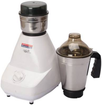 Padmini Essentia Cutee 400W Mixer Grinder (2 Jars) Image
