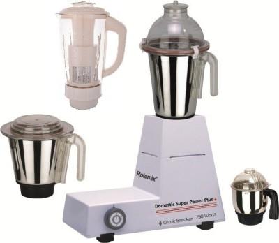 Rotomix-Sharp-4-Jar-750W-Mixer-Grinder