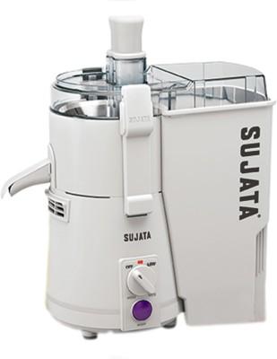 SUJATA Powermatic 900 W Juicer(White, 1 Jar)