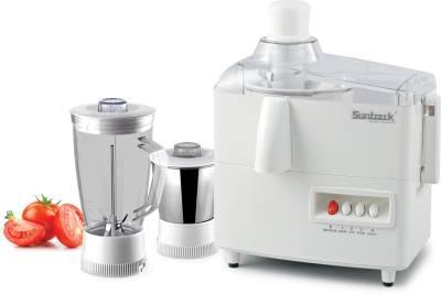 Suntreck Mark1 500W Juicer Mixer Grinder Image