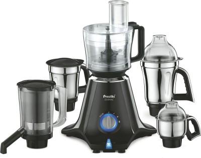 Preethi Zodiac 750W Juicer Mixer Grinder (5 Jars)