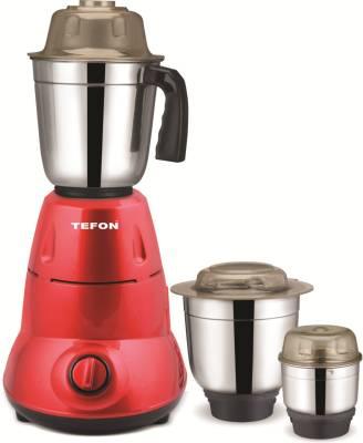 TEFON-Star-Metallic-550-W-Mixer-Grinder