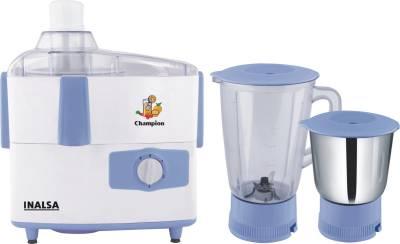 Inalsa-Champion-JMG-450W-Juicer-Mixer-Grinder-(2-Jars)