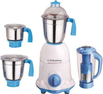 Celebration MG16-2 4 Jars 600W Mixer Grinder