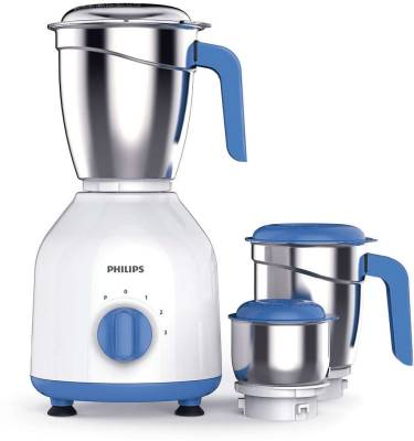 Philips-HL7555/00-600-W-Mixer-Grinder-(3-Jars)