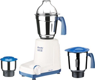 Preethi MG - 199 Eco-chef 500W Mixer Grinder