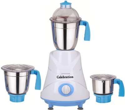 Celebration MG16-70 3 Jar 750W Mixer Grinder
