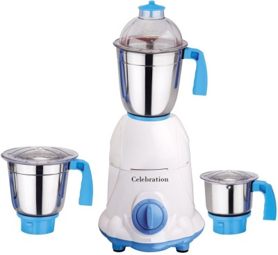 Celebration MG16-1 3 Jar 600W Mixer Grinder