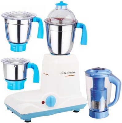 Celebration MG16-110 4 Jar 1000W Mixer Grinder