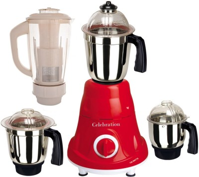 Celebration MG16-39 4 Jars 600W Mixer Grinder