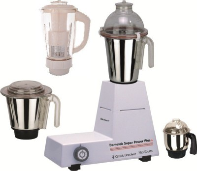 Sunmeet-Genious-750W-Mixer-Grinder-(4-Jars)
