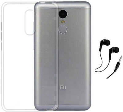 Mocell Case Accessory Combo for Xiaomi Redmi Note 4 Transparent