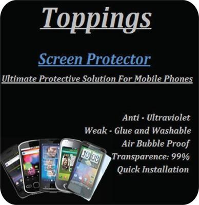 Toppings Screen Guard for Motorola Moto E (1st Gen)(Pack of 1)