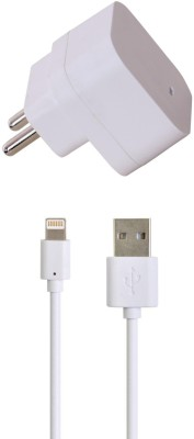 Furst Wall Charger Accessory Combo for Apple Iphone 5/5C/5S White Furst Mobiles Accessories Combos