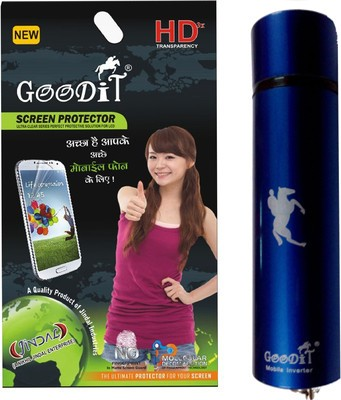 G-MOS Screen Guard for Micromax Canvas 2 A110