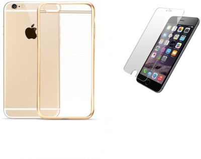 Robmob Cover Accessory Combo for Apple iphone 6plus, Apple iphone 6splus GOLDEN