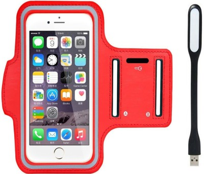 Go Crazzy Cover Accessory Combo for Blu B309A(Red)