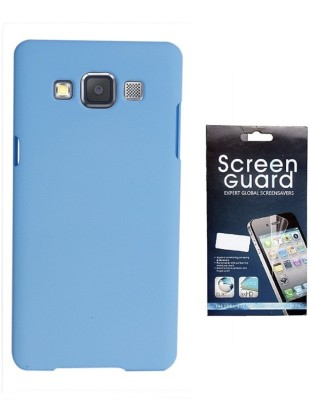 Coverage Coverage Back Cover + Screen Protector For Samsung Galaxy S3 Neo GT I9300I - White Accessory Combo(White)