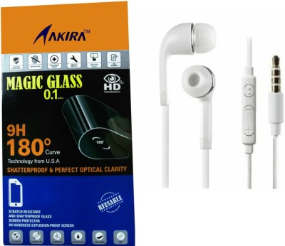 Akira Tempered Glass Guard for SAMSUNG GALAXY S-4/I-9500