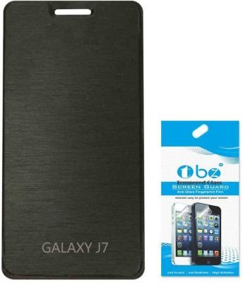 TBZ Samsung Galaxy J7 Accessory Combo Black