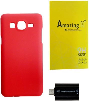 Arcent Tempered Glass Guard for Samsung Galaxy Grand i9082(Pack of 1)