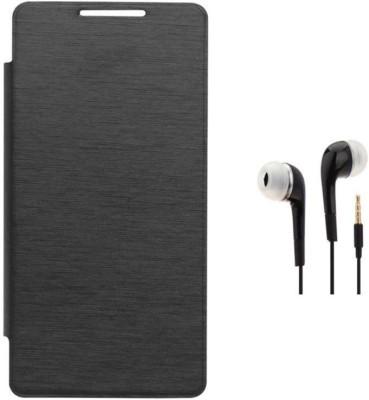 Tidel Cover Accessory Combo for HTC Desire 827 Black