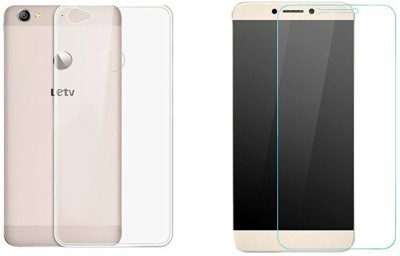 Kart4Smart Cover Accessory Combo for Letv Le 1S Transparent
