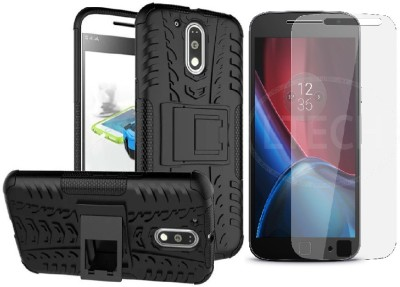 Heirloom Quality Cover Accessory Combo for Motorola G4 Plus(Black)