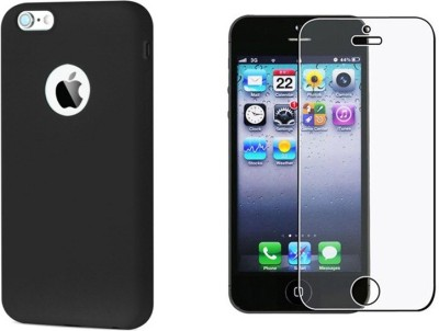 Mocell Case Accessory Combo for Apple Iphone 6S Black, Transparent