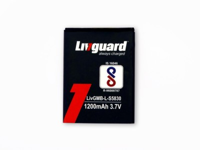 Livguard-G-S5830-1200mAh-Battery
