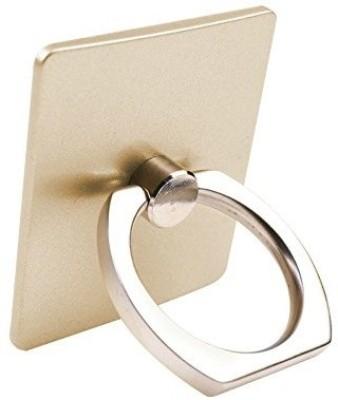 NewveZ Universal Metal Ring 360 Degree Rotating Kickstand Gold Mobile Holder