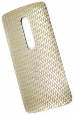 Case Creation Motorola Moto X Play (2015), MotoX Play, MotoXPlay Back Panel(Gold)