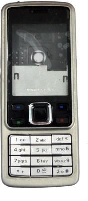 Oktata Nokia 6300 Full Panel(Silver)
