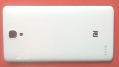 MobileFun Mi Redmi Note 4, Mi Redmi Note 4G Back Panel(White)