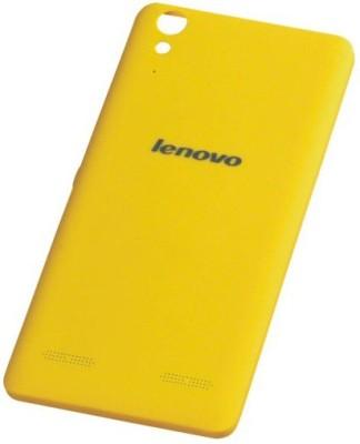 Case Creation Lenovo A6000,A6000 Plus +,K3,A 6000 Back Panel(Yellow)