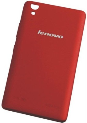 Case Creation Lenovo A6000,A6000 Plus Back Panel(Red)