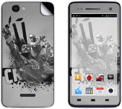 Skintice SKIN49441 Micromax Canvas 2 Colors A120 Mobile Skin grey available at Flipkart for Rs.299